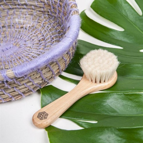 Bydgoska Wytwórnia Mydła Szczotka do mycia twarzy