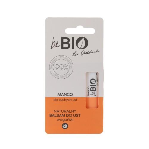 Be Bio Naturalny balsam do ust z Mango
