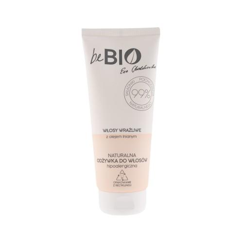 Be Bio Naturalna hipoalergiczna odżywka do włosów wrażliwych 200 ml