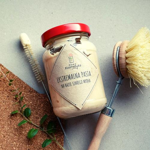 Nowa Kosmetyka Ekstremalna pasta czyszcząca